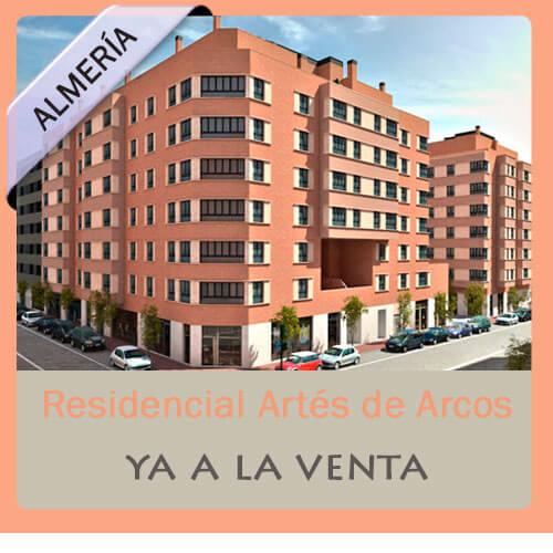 Residencial Artés de Arcos Almería