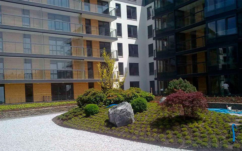 apartamenty przy bulwarze cracovia grupo rosmarino